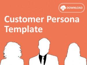 Customer Persona Template Download box