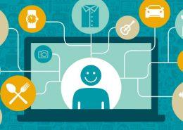 Customer data visualisation