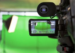 Video content in production